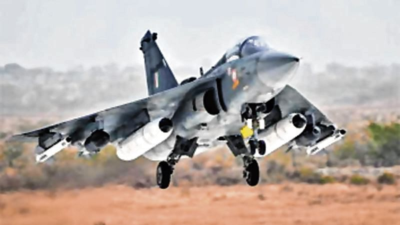 iaf grumbles on government push for Tejas