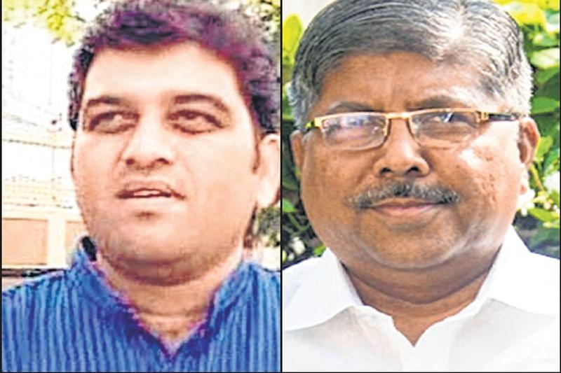 BJP minister Chandrakant Patil offered Rs 5 crore to switch sides: Shiv Sena MLA Harshwardhan Jadhav