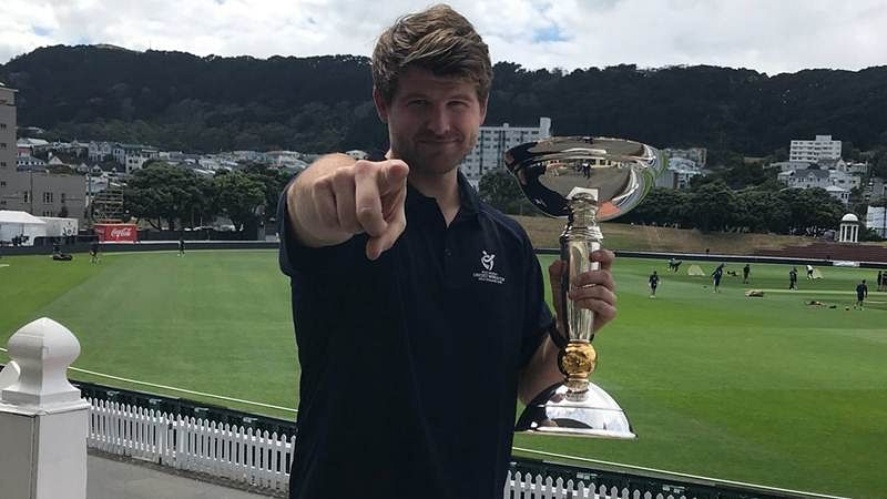 ICC launched U19 Cricket World Cup 2018 in New Zealand