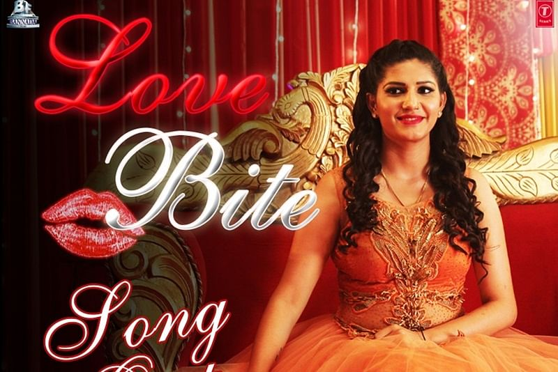 Watch Video! Big Boss contestant Sapna Chaudhary makes Bollywood debut with 'Love Bite'