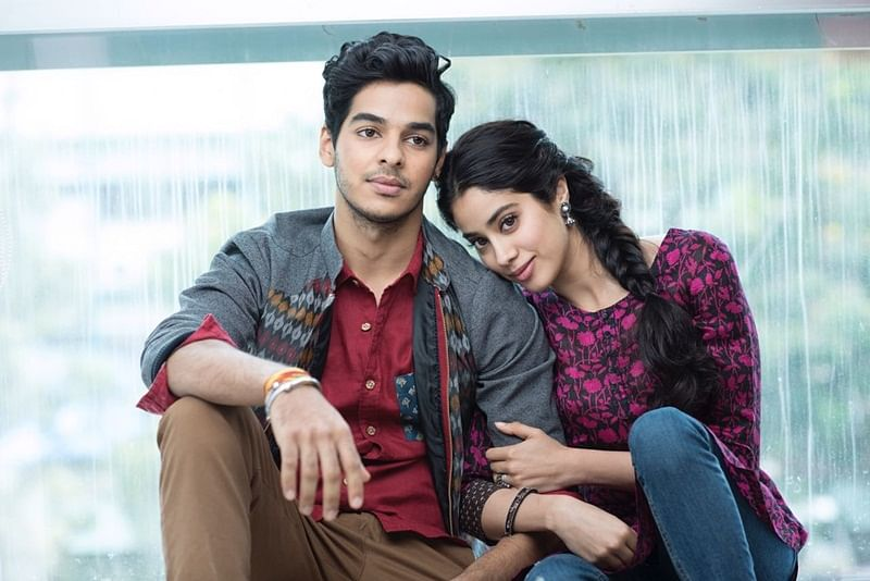 'Dhadak' stars Ishaan Khatter, Janhvi Kapoor are now the new workout buddies; see