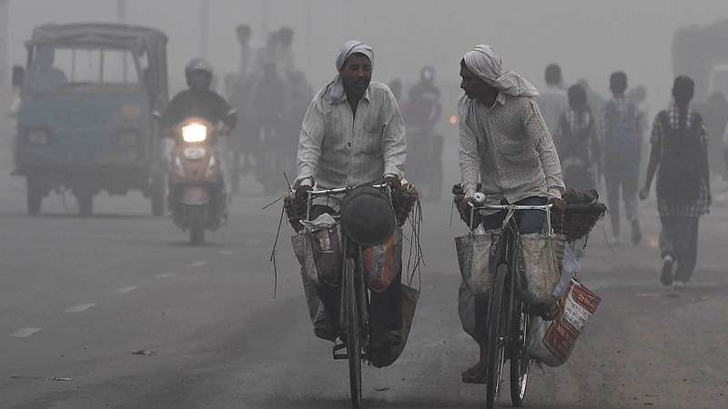 Delhi Smog: Supreme Court notice Centre, states on plea to curb pollution