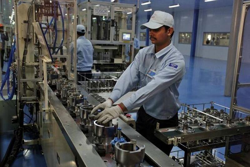 India manufacturing PMI 'stagnates' in October