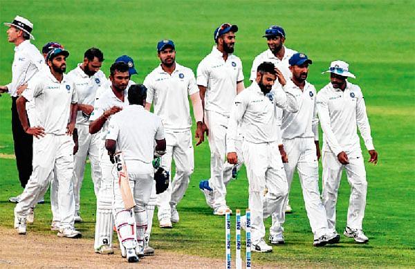 Narrow escape for Lanka