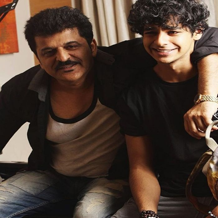 'Dhadak' star IshaanKhatter'sfather defends charges against 'Baap Of Nepotism' Karan Johar