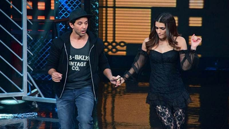 Are Hrithik Roshan and Kriti Sanon looking forward to work together?