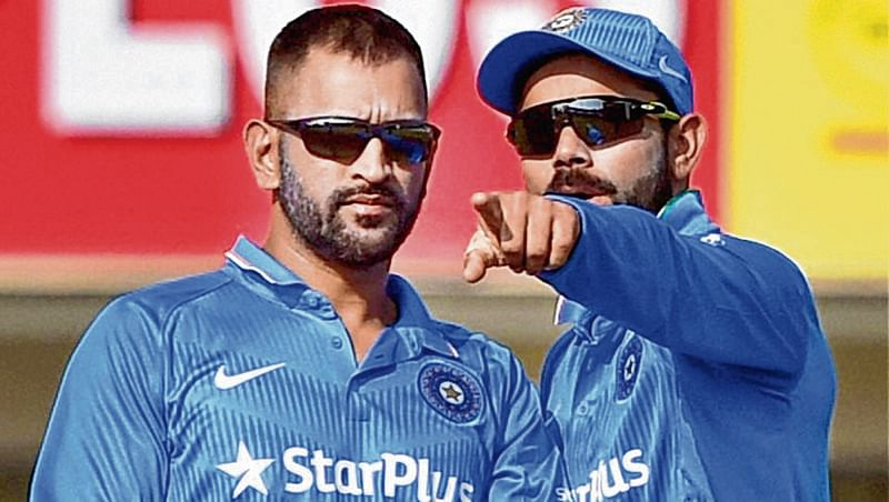 Lot of people tried to create rift between Dhoni and myself: Virat Kohli