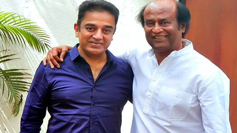 Rajinikanth praises 'efficient' Kamal