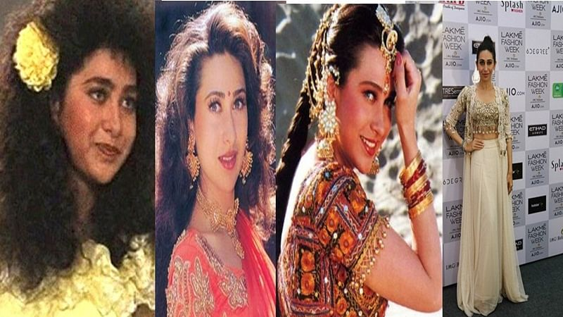 Aishwarya, Karisma to Preity: 90s Bollywood actresses, then and now