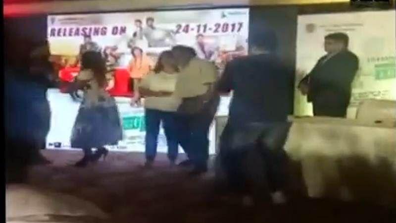 Watch video: Karnataka Congress MLA skips assembly sessions, later seen dancing at music launch