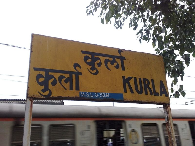 Mumbai: Nabbed by RPF at Kurla station, mobile thief inflicts self-injuries on his hand