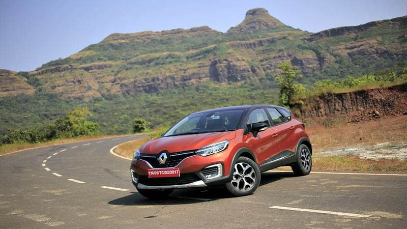 Renault Captur Launched At Rs 9.99 Lakh