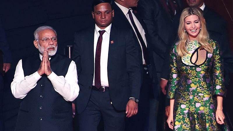 GES 2017: Women empowerment vital for nation's development, says PM Modi