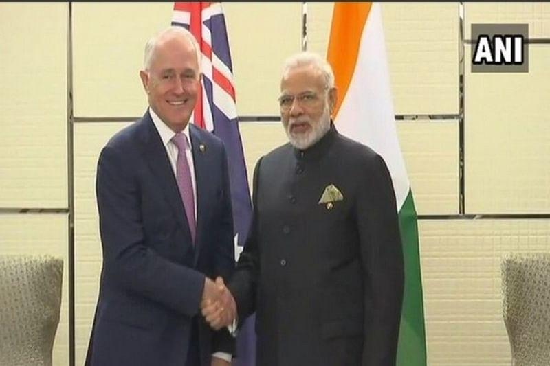 ASEAN Summit: PM Narendra Modi, Malcolm Turnbull hold bilateral meeting