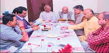 Ujjain: MTMC meet finalises issues of discussion during Shaiv Mahotsava-2018
