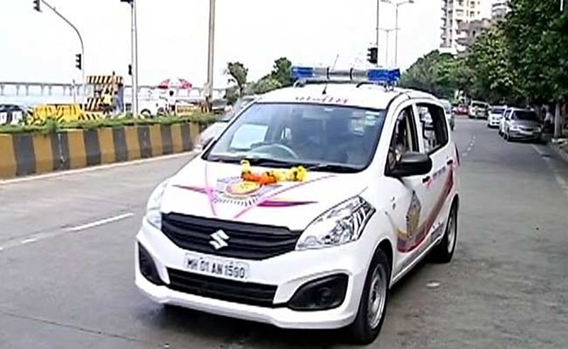 Mumbai police gives patrolling vans tablets to reduce emergency response time
