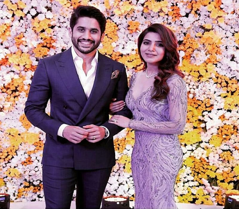 Naga Chaitanya and Samantha Ruth Prabhu's Hyderabad wedding reception's pictures and video are must-see for fans