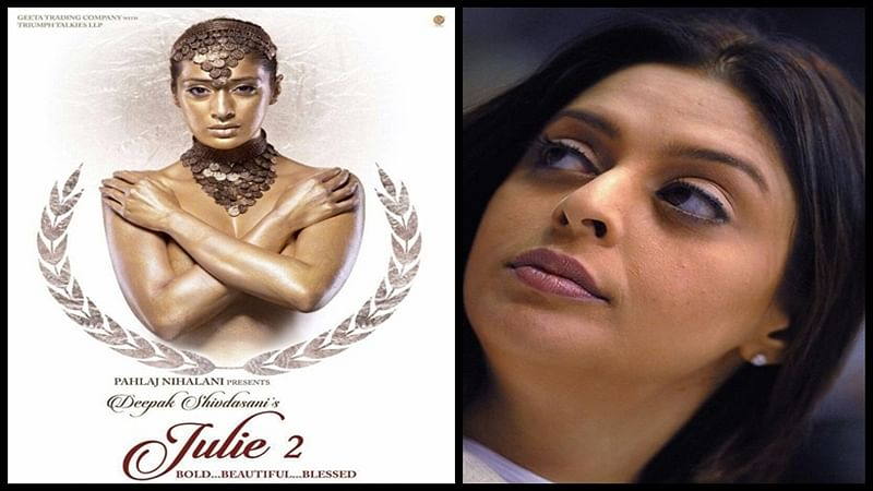 Actress Nagma slams makers of 'Julie 2' for using her name for publicity; read full details