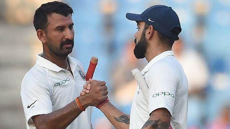 ICC Test rankings: Virat Kohli, Cheteshwar Pujara remain static, Ravichandran Ashwin slips to sixth spot