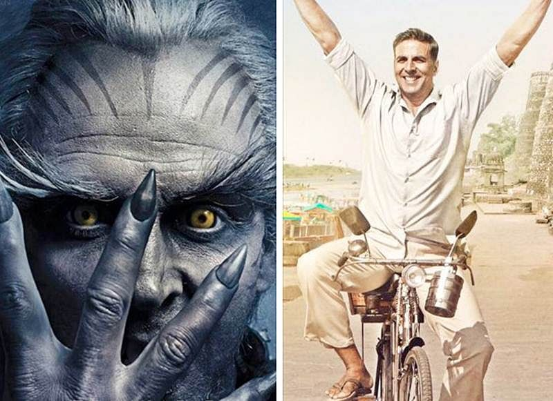Phew! Akshay Kumar assures that 2.0 and PadMan won't clash in January 2018