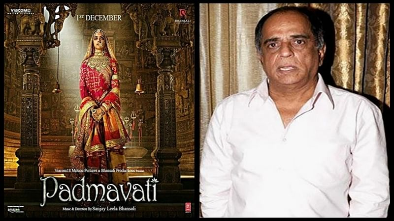 Padmavati row: Bhansali always promoted Indian culture, says Pahlaj Nihalani