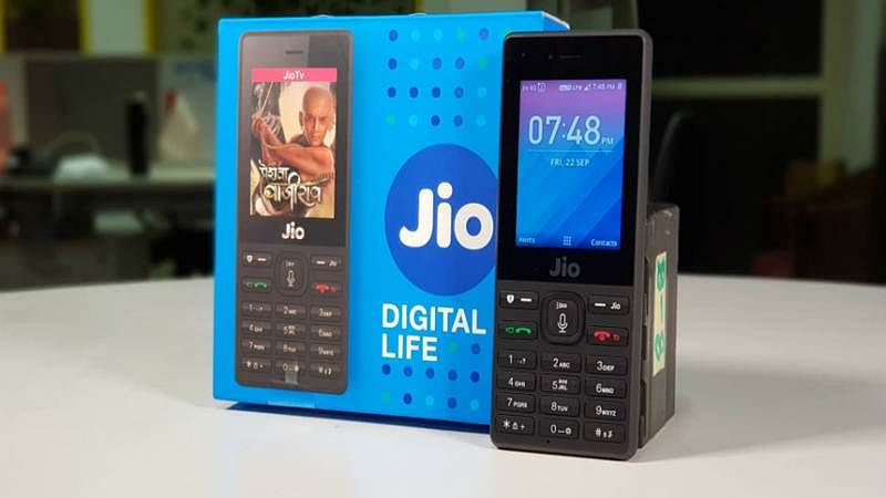 Reliance JioPhone leads Indian mobile market, gives birth to 'Fusion' segment
