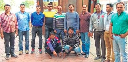Ujjain: STF seizes foreign liquor worth Rs 60 lakh