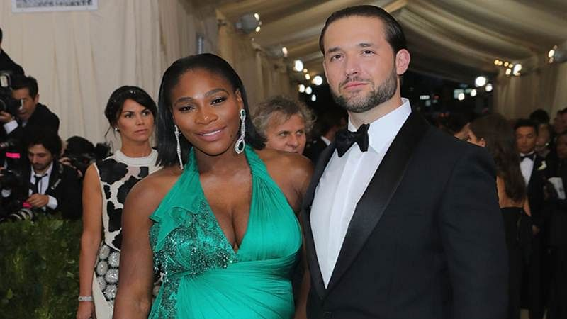 Serena Williams marries Alexis Ohanian in a Beauty and the Beast themed wedding