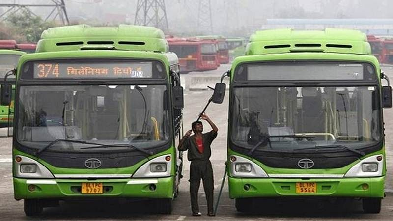 Delhi Air Pollution: State Govt announces free travel in DTC, cluster buses from November 13-17