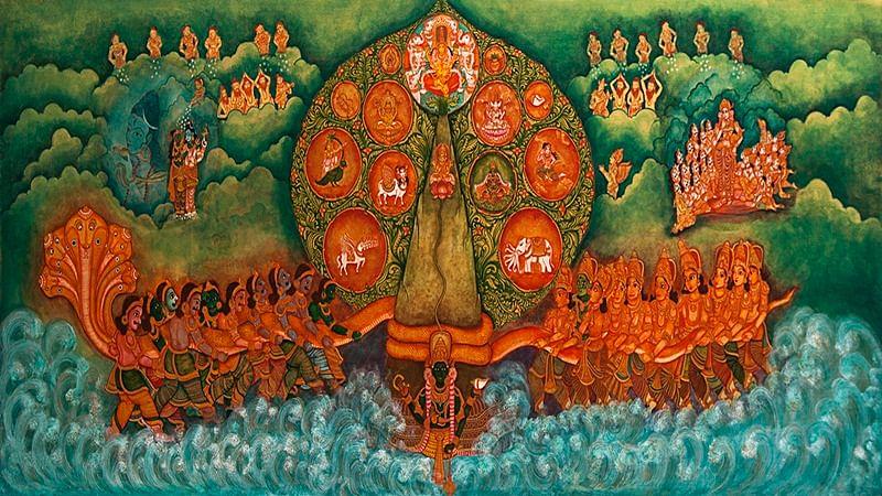 Udbhavam: Mythic deliberations