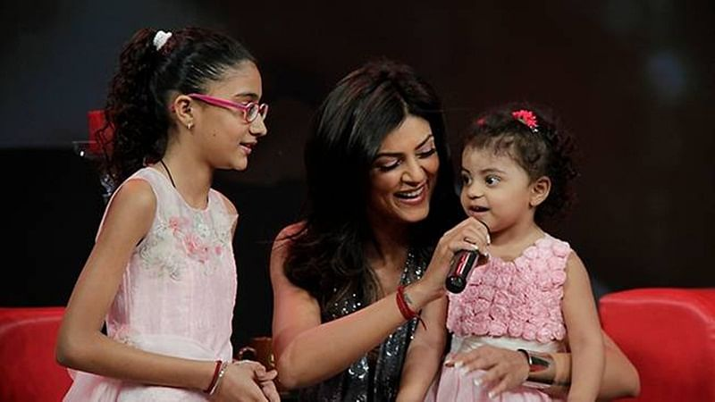 Happy Birthday Sushmita Sen: Every doting mother has so much to learn from this perfect single mom