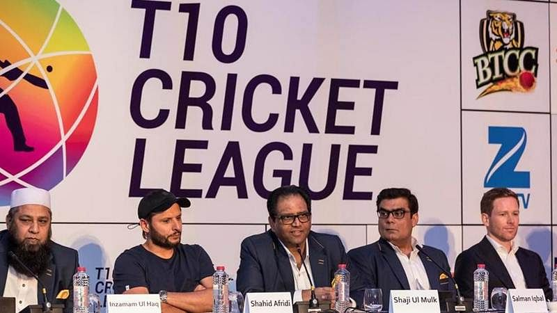 Want to expand T10 league on lines of F1: Shaji ul Mulk