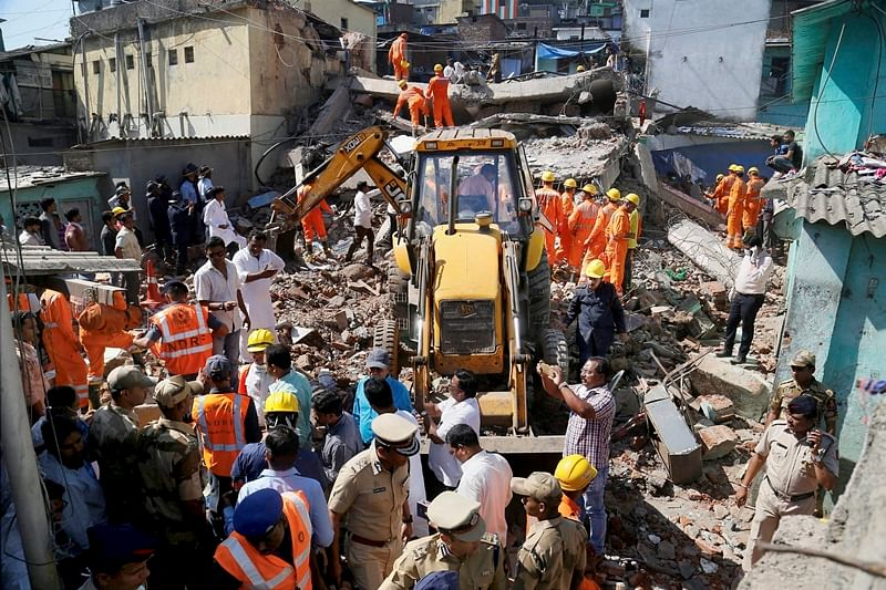 West Bengal: 1 killed, 2 hurt as two-storey building collapses