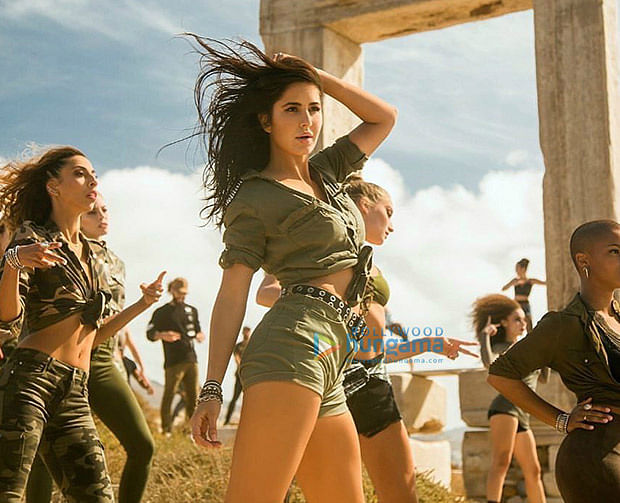 Tiger Zinda Hai: Katrina Kaif is too hot to handle in 'Swag Se Swagat' song