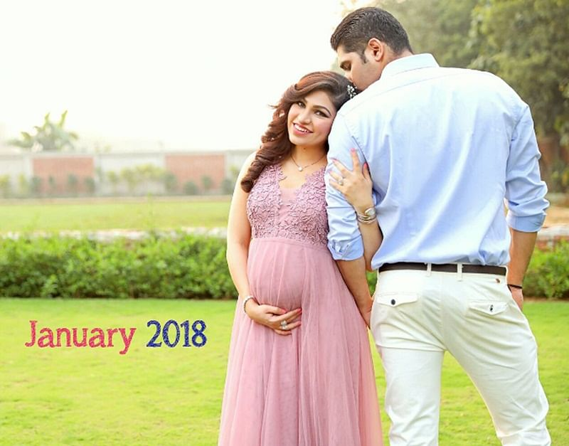 Singer Tulsi Kumar announces pregnancy with first child; her maternity photoshoot is too cute