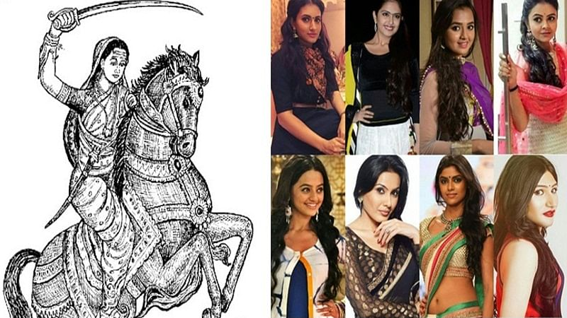 Rani Lakshmi Bai: TV actresses pay tribute to queen of Jhansi on her birthday!