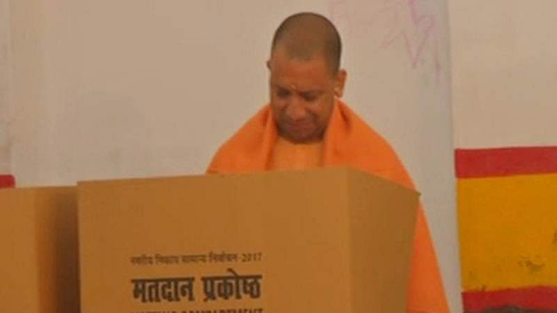 Uttar Pradesh civic polls: CM Yogi Adityanath confident of sweeping local body polls with majority