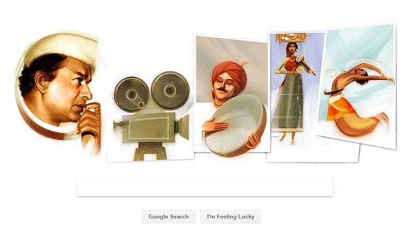 Google Doodle salutes veteran Indian filmmaker V Shantaram on his 116th birth anniversary