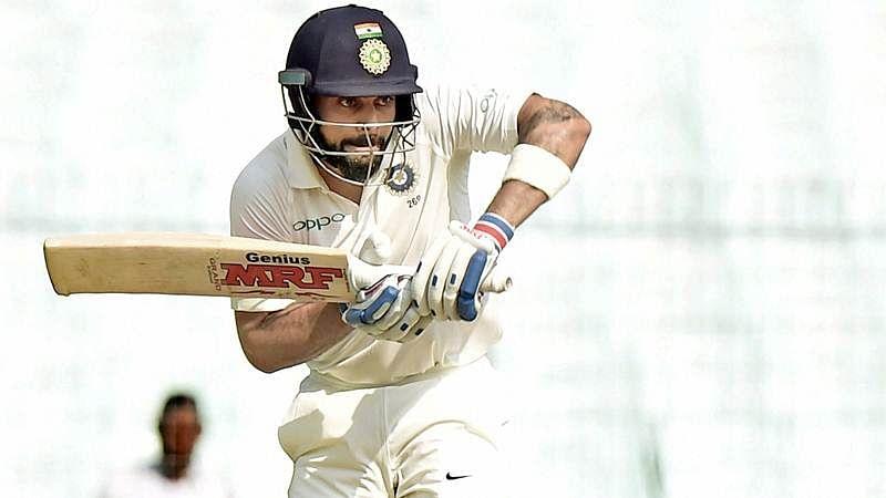 India vs Sri Lanka 1st Test Day 5: Host set stiff 231 target to win