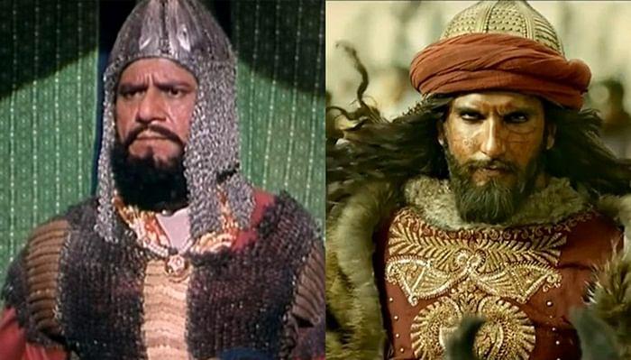 WHAT? Story of Padmavati has been explored before and late Om Puri played Alauddin Khilji