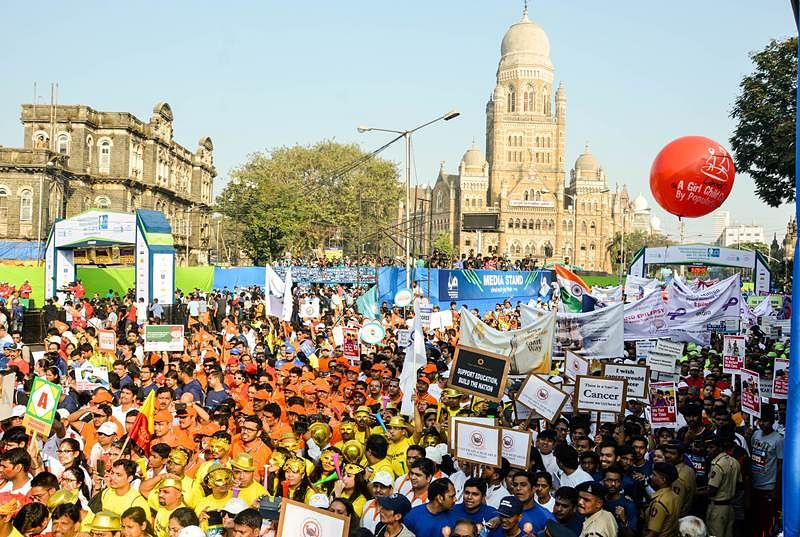 Why the Mumbai Marathon is more than just a race