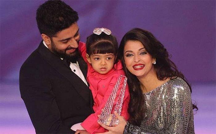 Abhishek feels Aishwarya is a 'Supermom'
