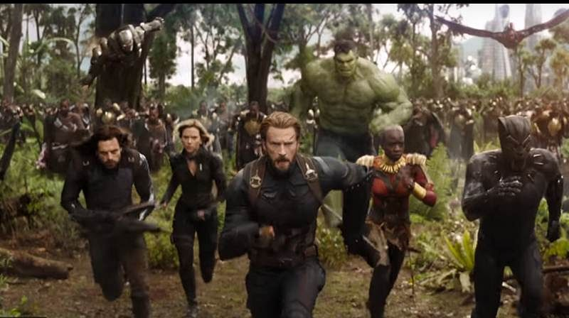 Trailer of Avengers: Infinity war is out; almost every Marvel character is present