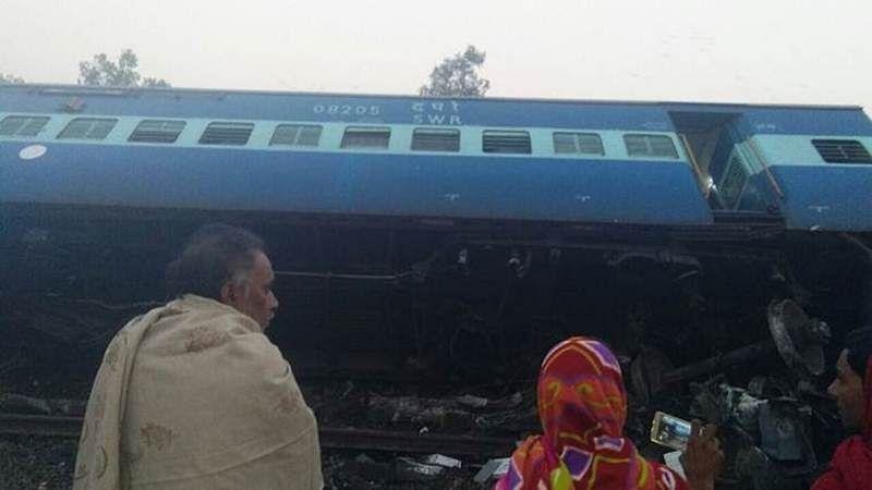 Vasco da Gama-Patna train derailment: Railways announces ex- gratia of Rs 5 lakh, orders probe