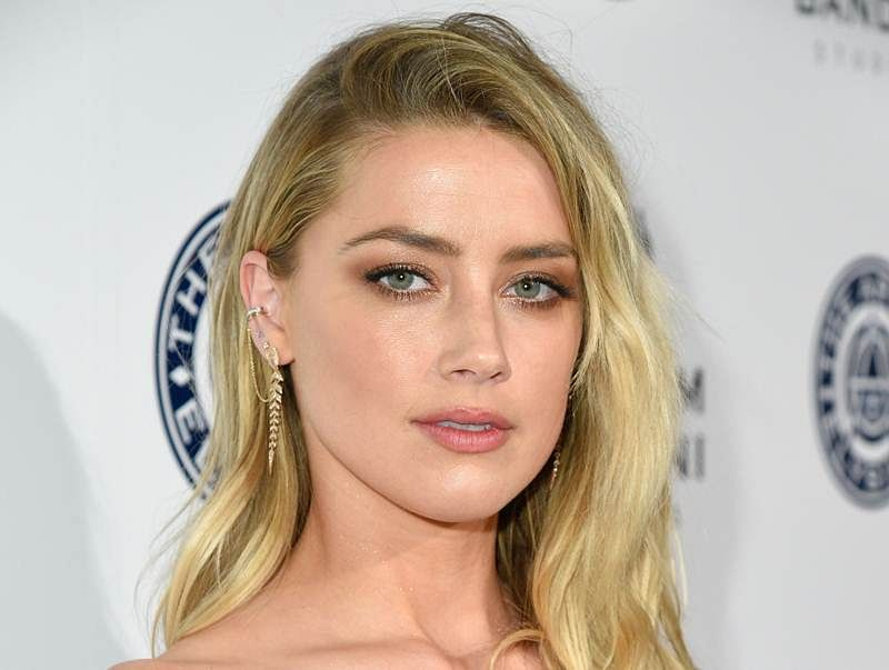Amber Heard feared coming out as bisexual