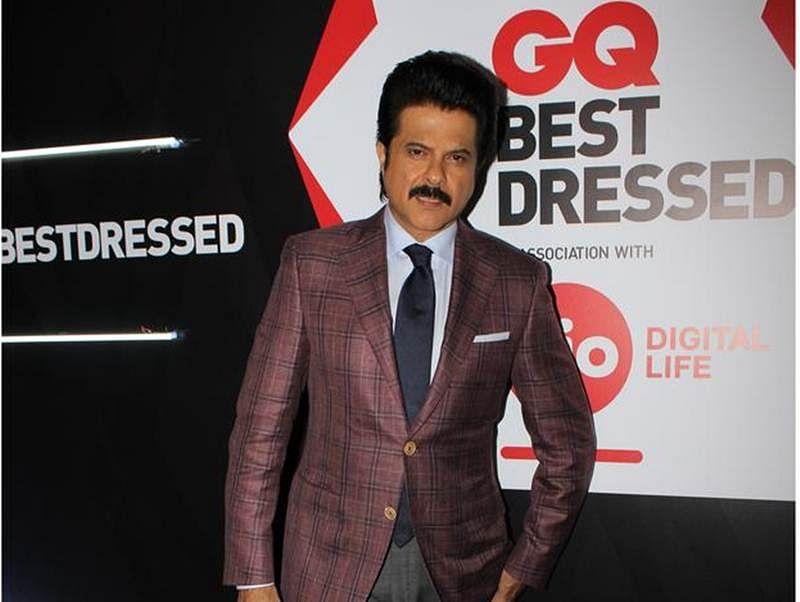 Anil Kapoor credits his career to the actress Padmini Kolhapure