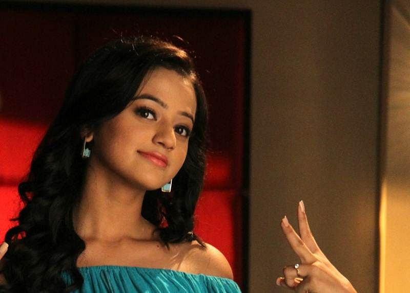 Helly Shah enjoys cooking