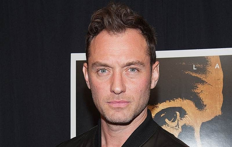 Jude Law joins Brie Larson in Captian Marvel