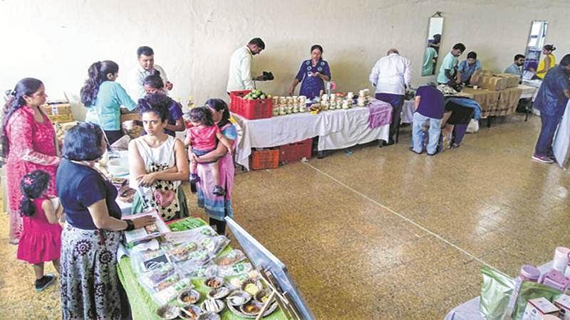 City celebrates organic with denizens each Sunday