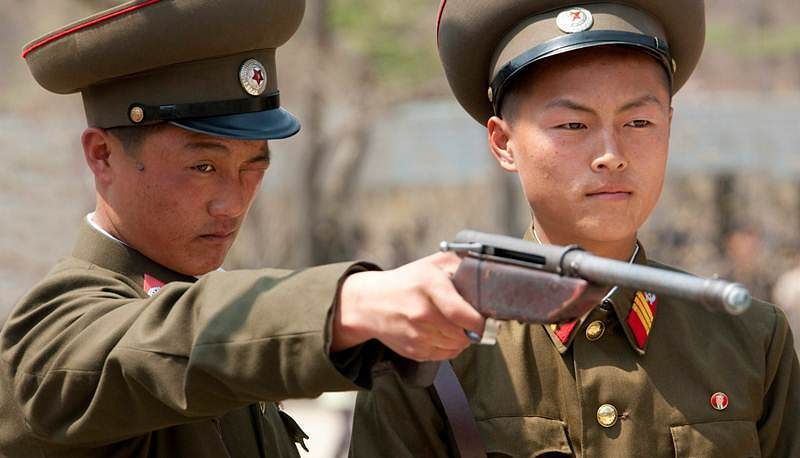 Seoul: North Korean fire at soldier trying to defect to South Korea